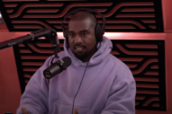 Kanye West Tells Joe Rogan Idea to Run for President Came in the Shower: 'God Put It in My Heart'