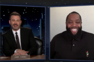 Killer Mike Explains Why He Met with Georgia Governor Brian Kemp on <i>Kimmel</i>