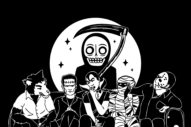 Saves the Day and Senses Fail Reanimate Misfits Classics on <i>Through Being Ghoul</i>