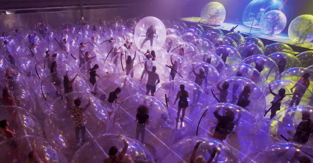 Watch the Flaming Lips Stage 'Bubble Show' in 'Assassins for Youth' Video
