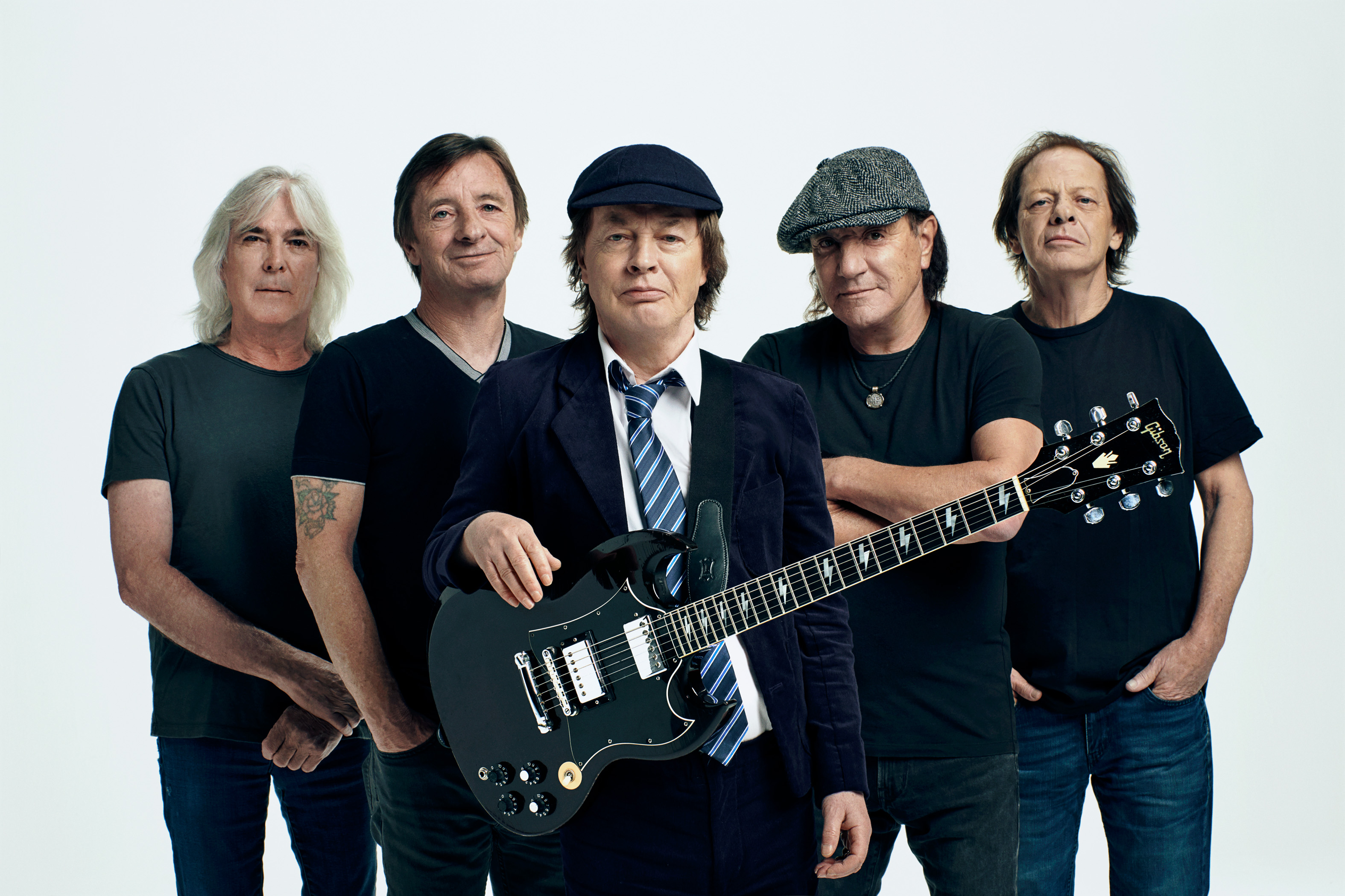 AC/DC Flick the Switch on <i>Power Up</i>
