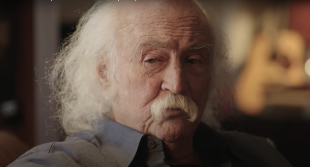 When David Crosby Heard John Coltrane Play Saxophone In A Bathroom | SPIN
