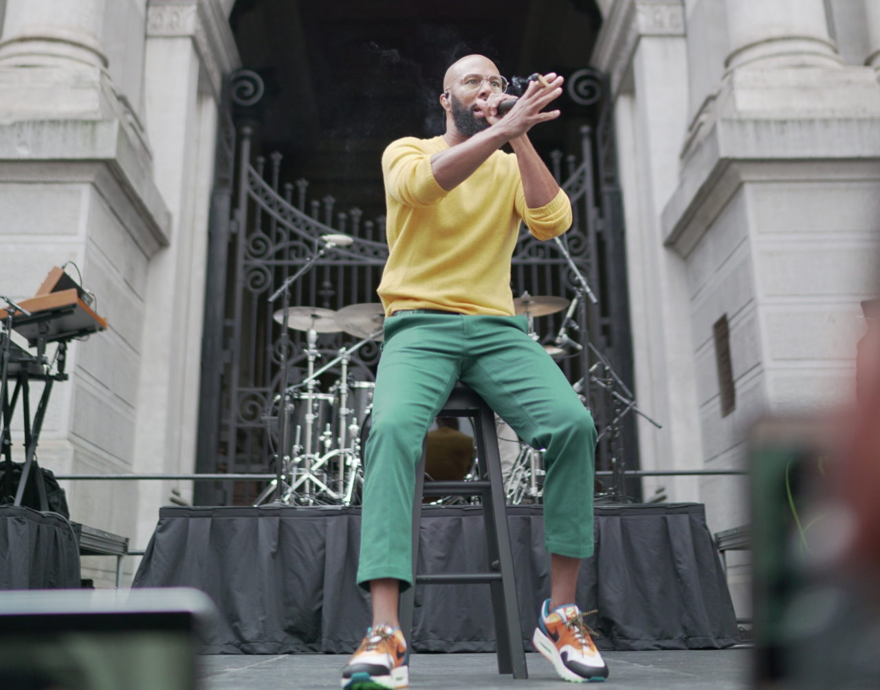 Common performing