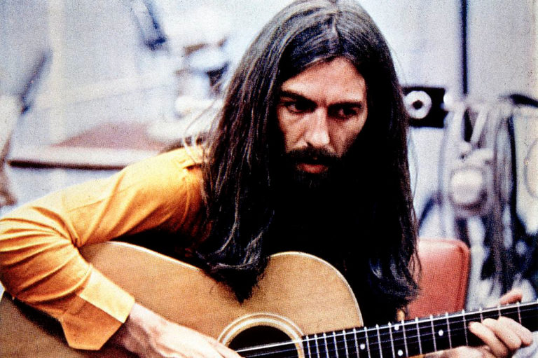 George Harrison in 1970