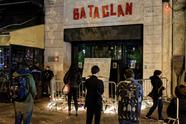 Anniversary Attack Bataclan