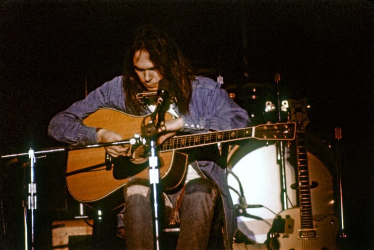 Neil Young And The Stray Gators