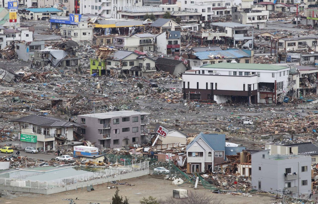 Magnitude 9.0 Earthquake And Tsunami Devastate Northern Japan