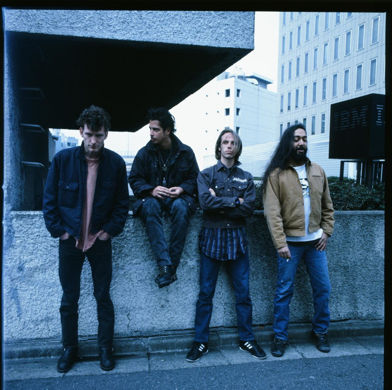 Soundgarden First And Last Japan Tour