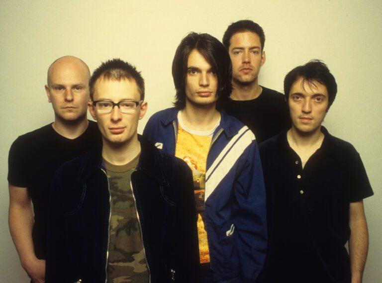 Rock Band Radiohead