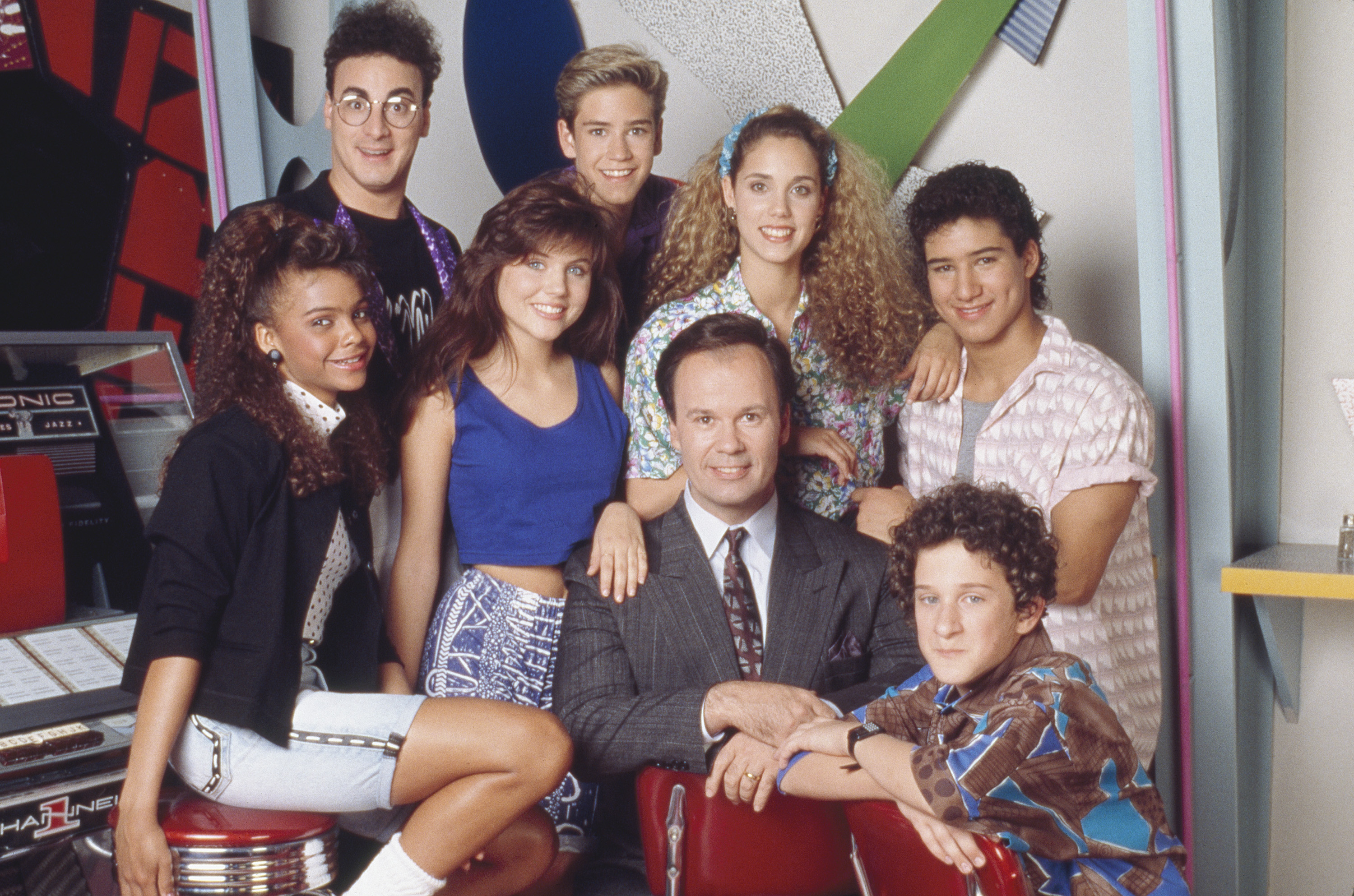 Saved by the Bell classic cast