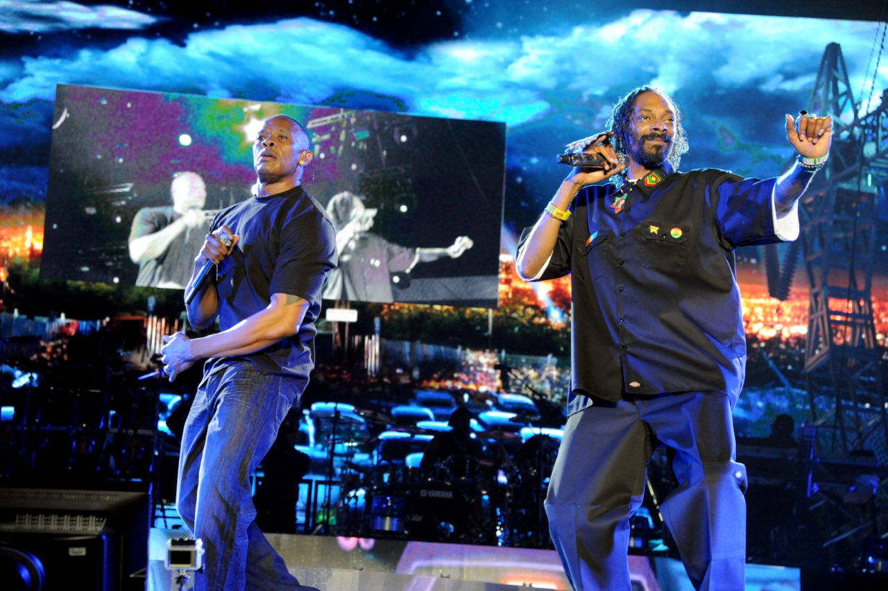 Dr Dre Snoop Dogg Coachella