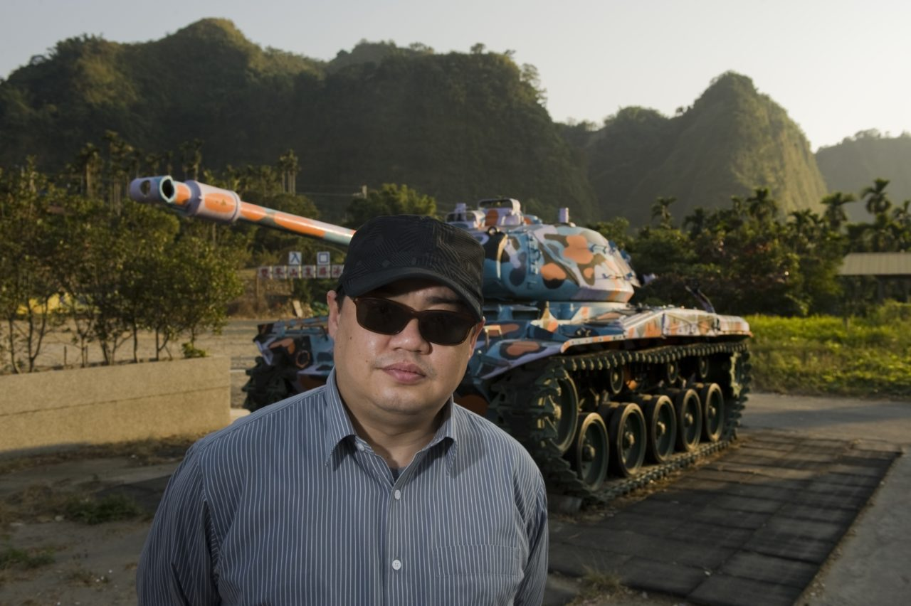 Wuer Kaixi, an investment banker and a former Tiananmen