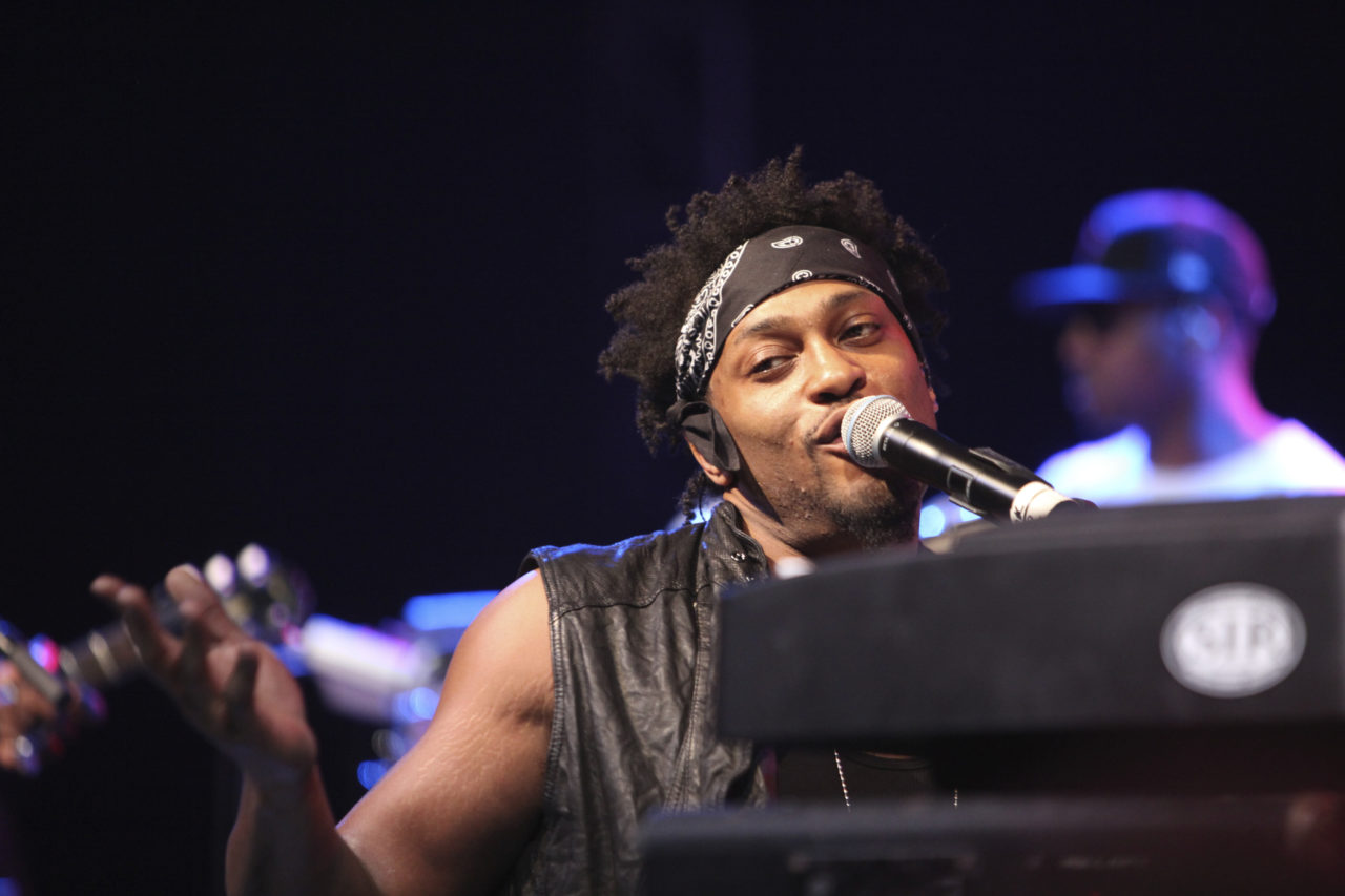 D'Angelo – 2012 Bonnaroo Music Festival