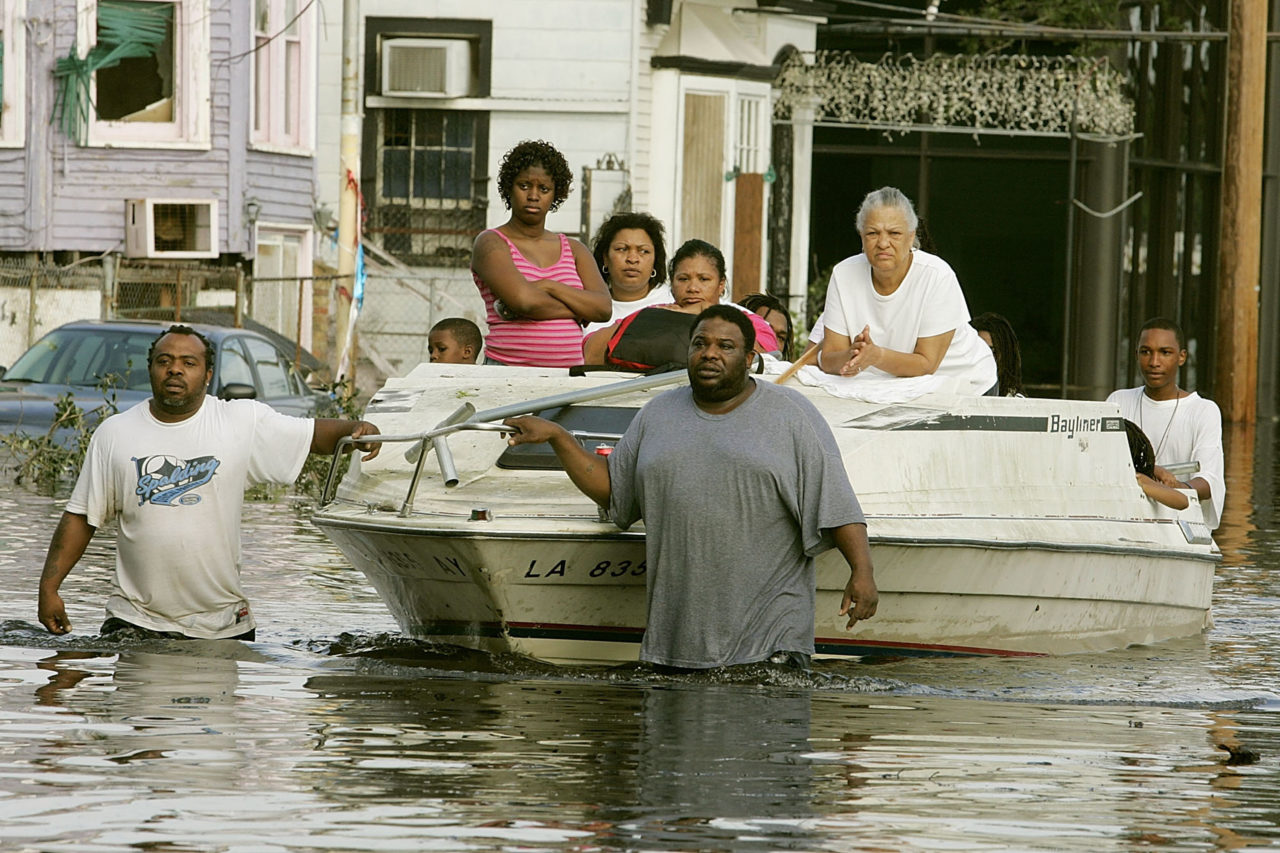 Gulf Coast Begins Cleanup In Katrina's Aftermath