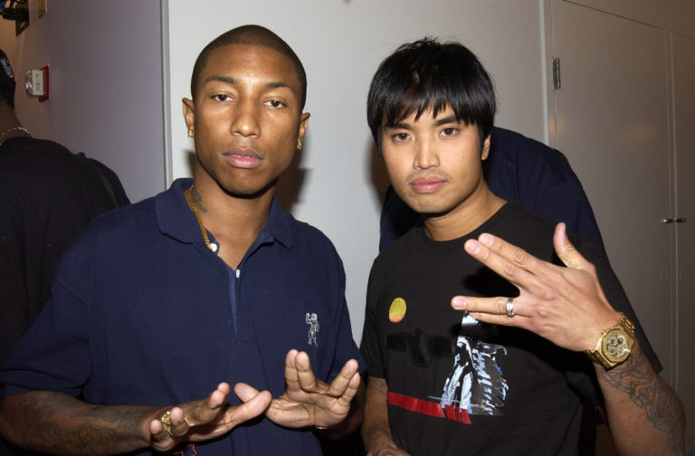Pharrell Williams Chad Hugo