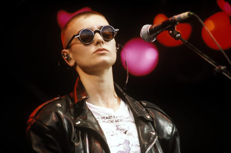 Photo of Sinead O'CONNOR