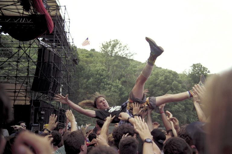 Lollapalooza 1991 - Waterloo Village