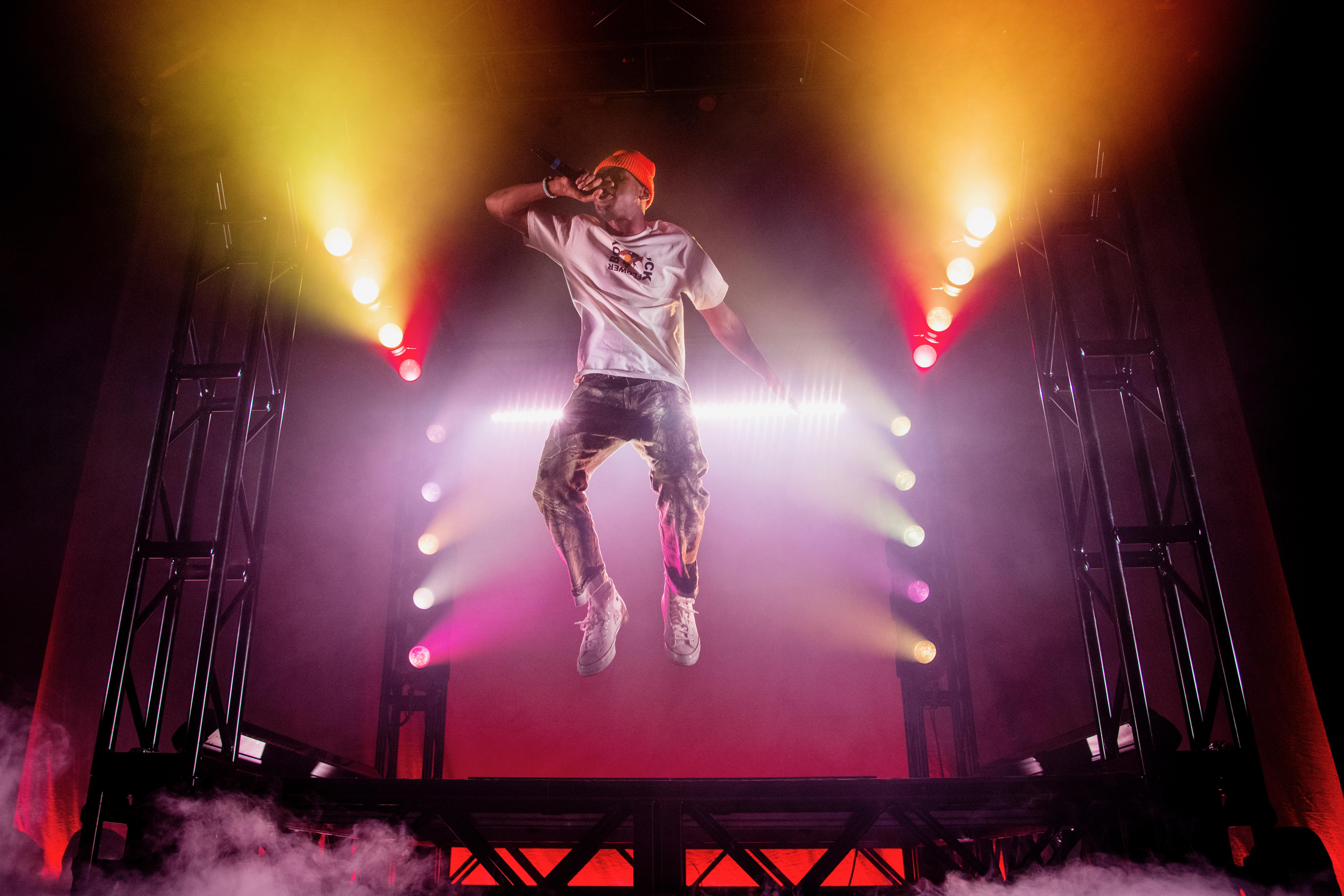 Tyler The Creator In Concert - New Orleans, LA