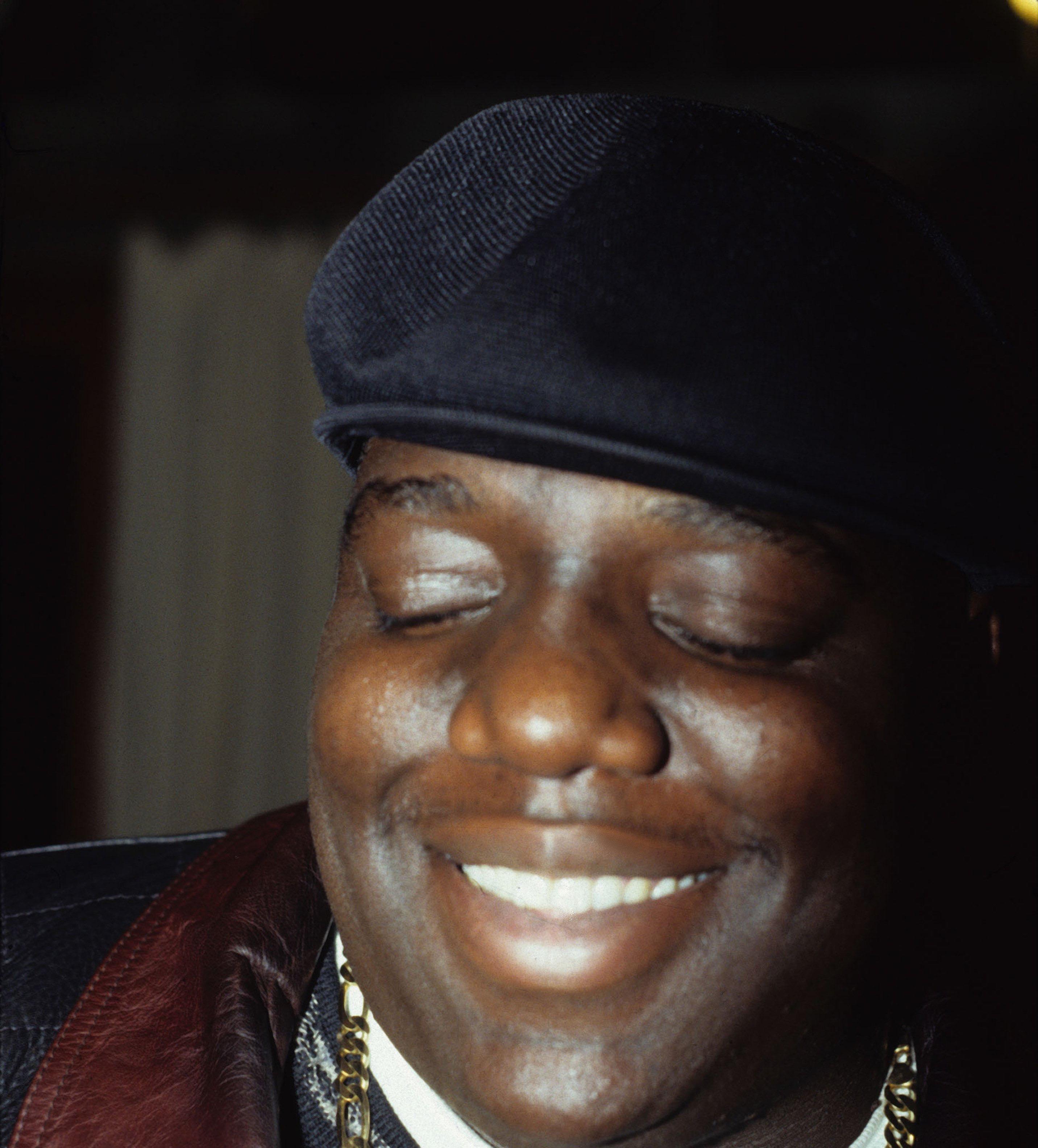 Notorious B.I.G Portrait