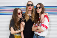 Haim Bring Rock to <em>The Croods: A New Age</em> With 'Feel the Thunder'