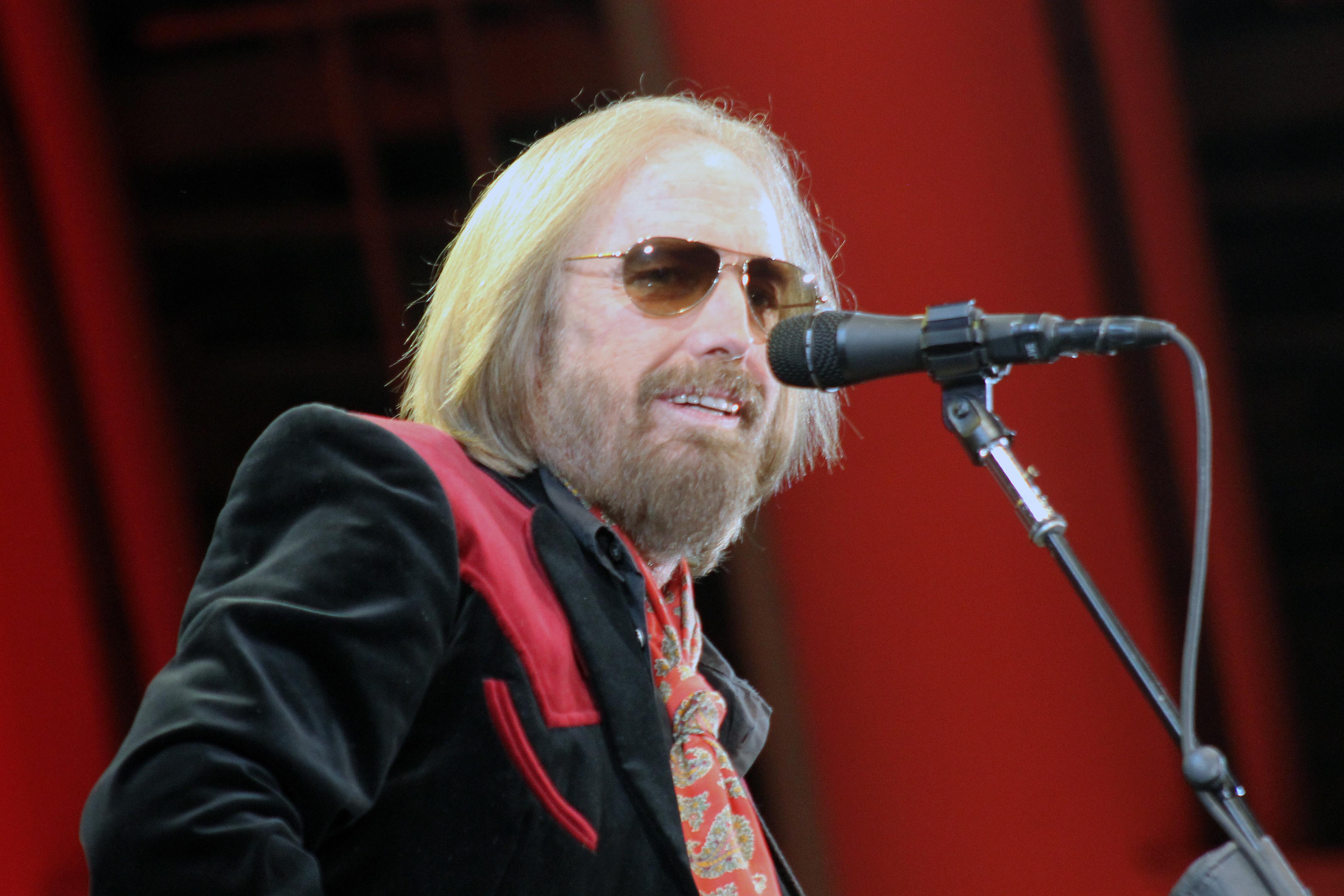 Tom Petty Hollywood Bowl