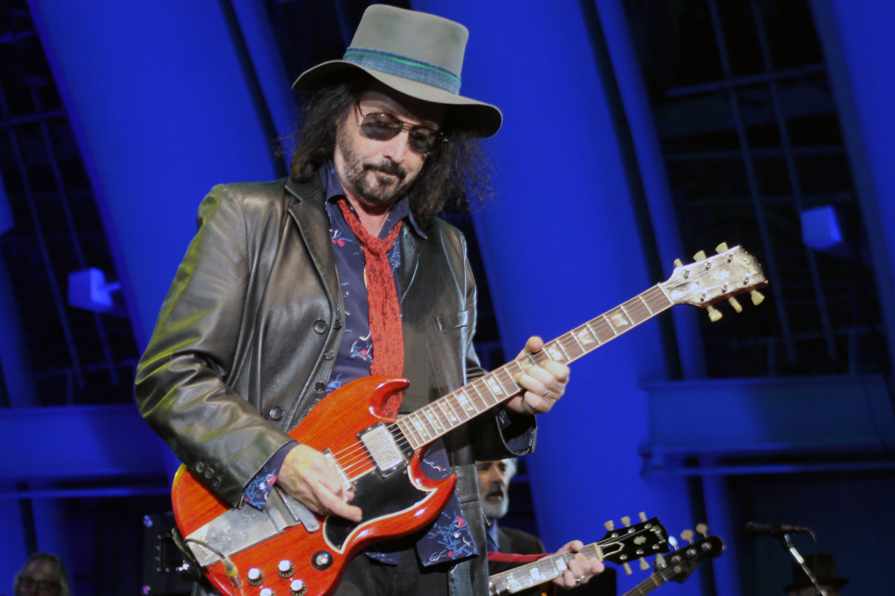Mike Campbell Hollywood Bowl show 2017