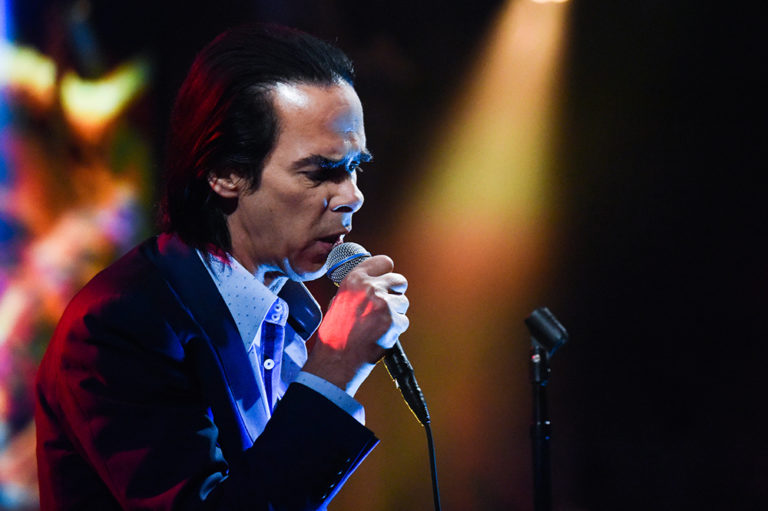 Nick Cave Close Up