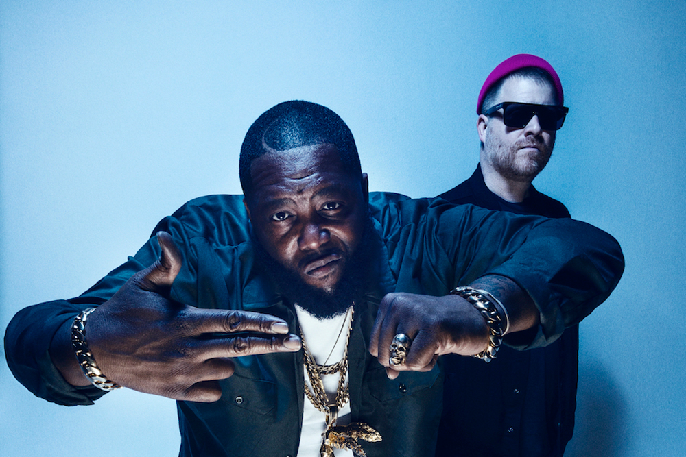 Run the Jewels Drop New Single 'No Save Point'