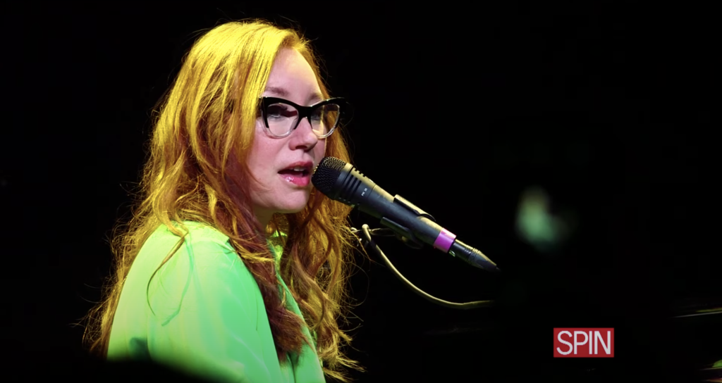 Tori Amos – Parasol (SPIN Sessions)
