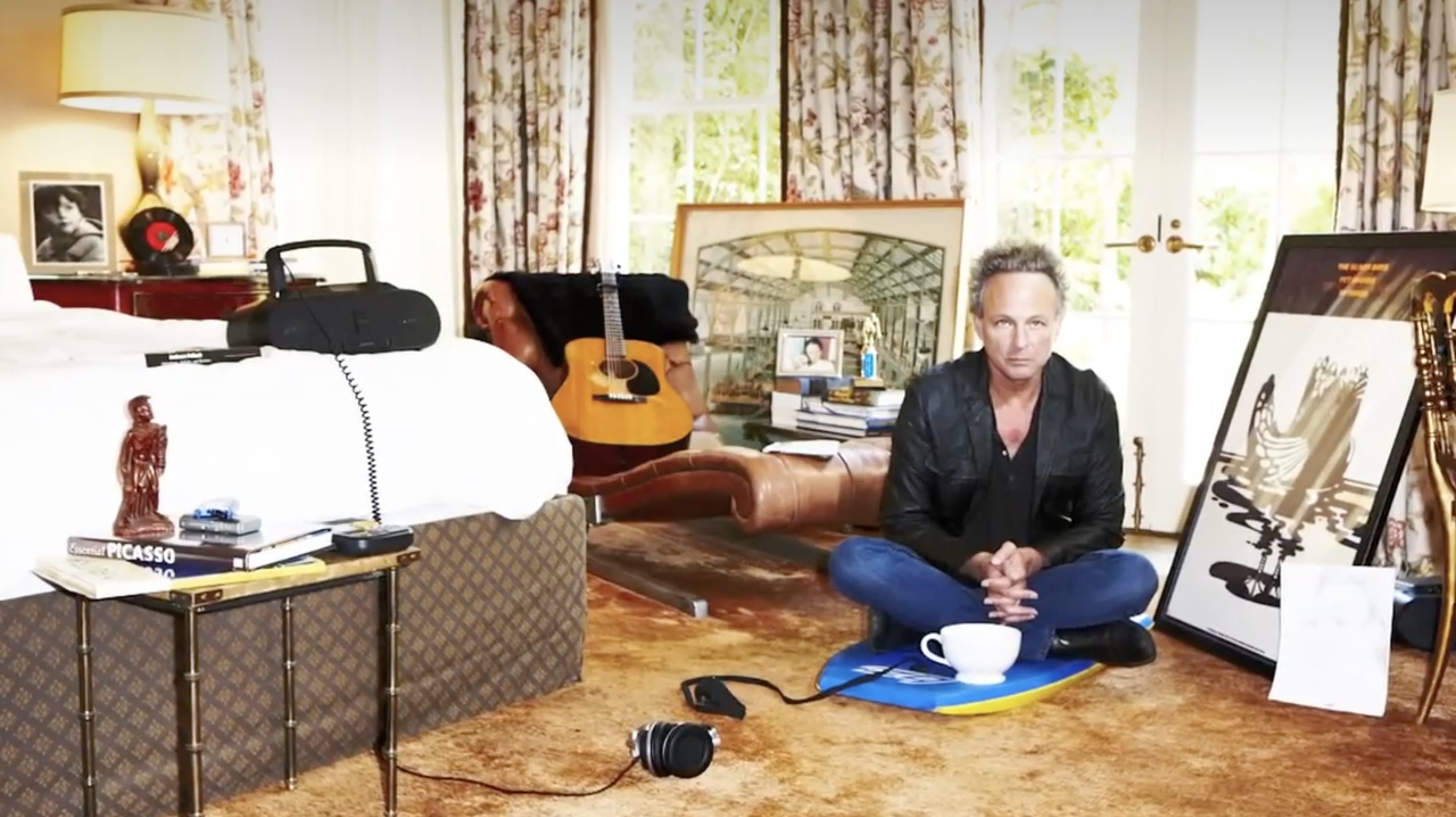 In My Room: Lindsey Buckingham | SPIN