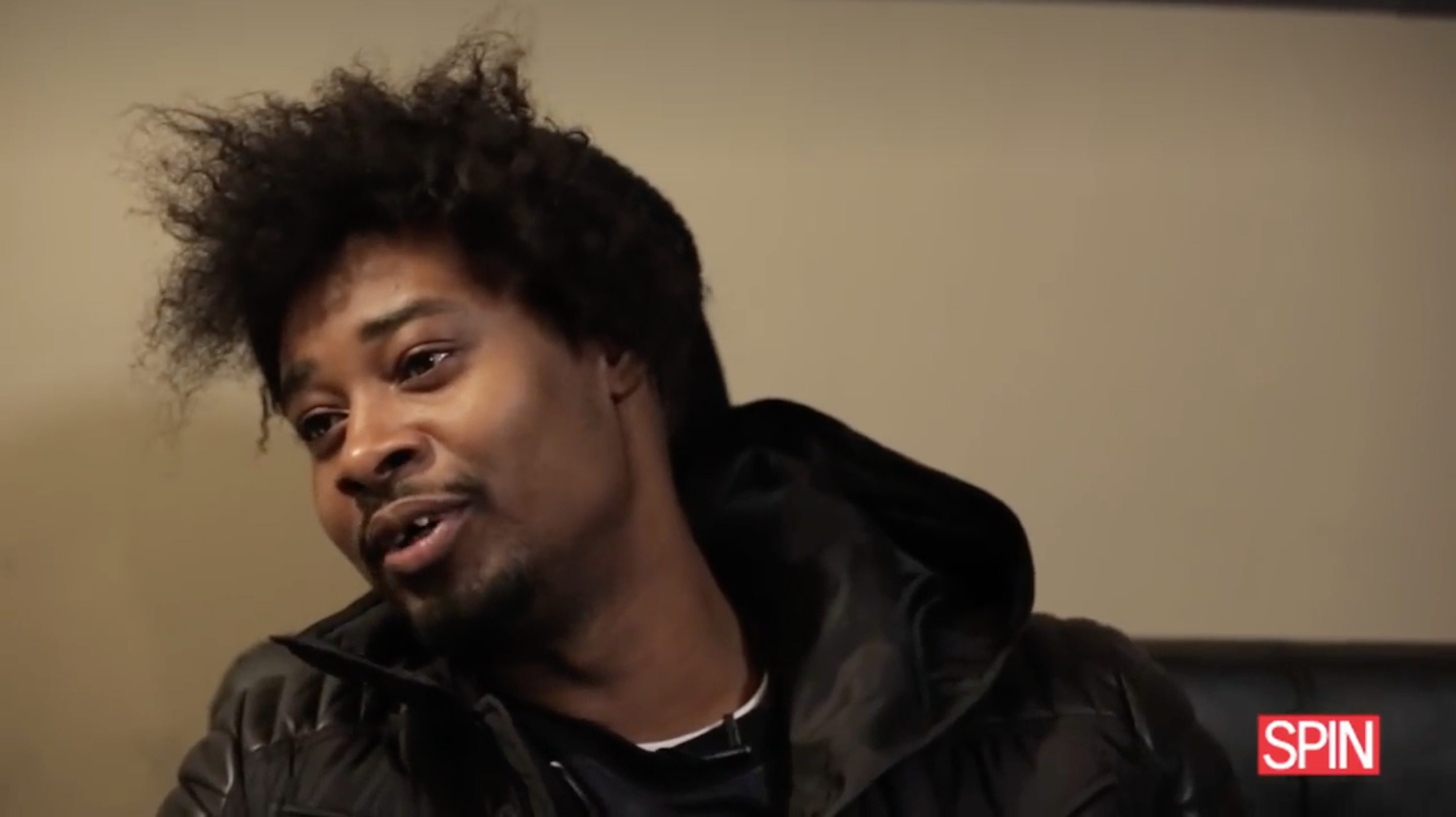 Danny Brown Gets Grilled By Hannibal Buress (Part 2)