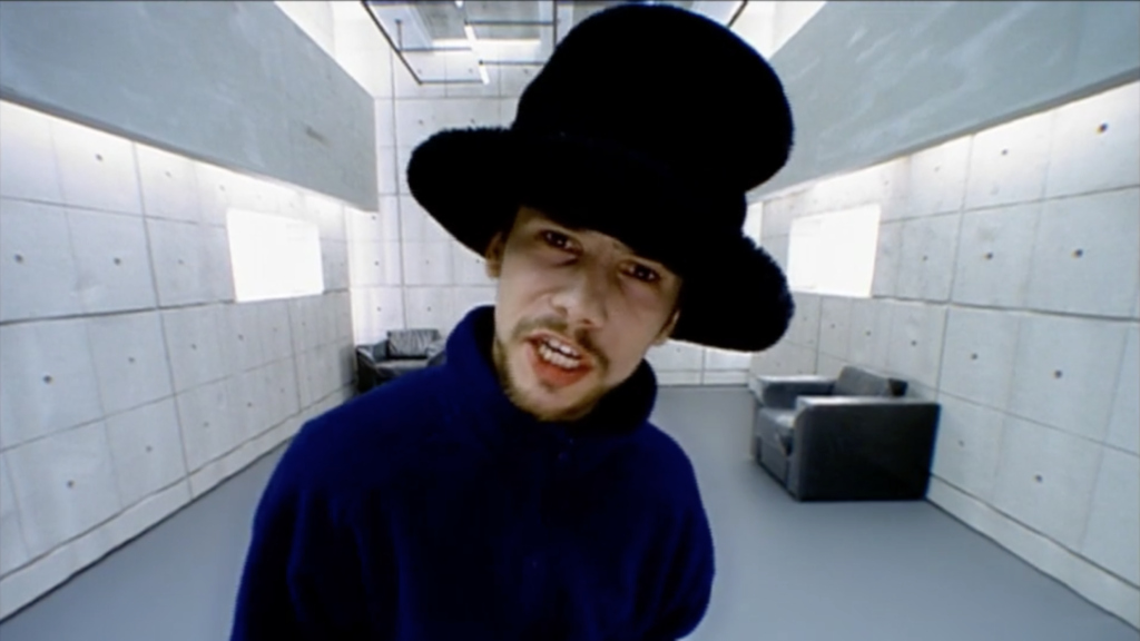 Jamiroquai Frontman Says He Wasn't the Viking Rioter