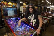 Slash on His Love of Pinball, Making New Music While at Home