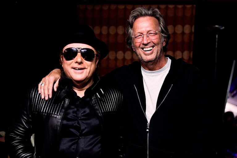 Van Morrison Eric Clapton