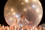 Flaming Lips Successfully Perform First Space Bubble Concert