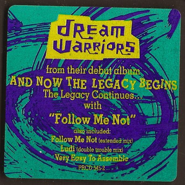 Dream Warriors Follow Me Not