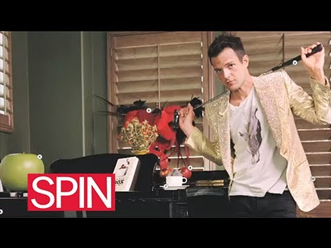In My Room: Brandon Flowers | SPIN
