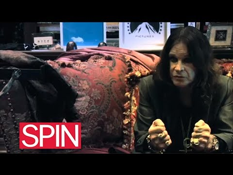 In My Room: Ozzy Osbourne | SPIN