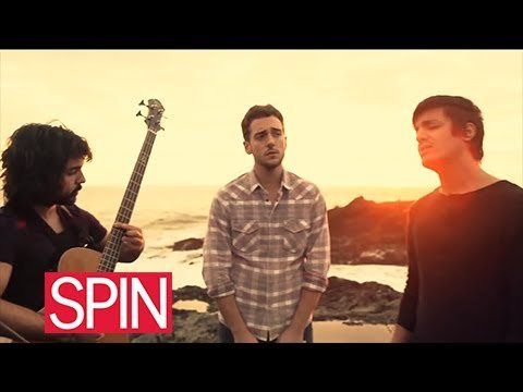 Spin Sessions: Young The Giant – Islands (acoustic)