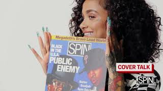 Kehlani Cover Talk SPIN Covers Of Public Enemy, Paramore, Marilyn Manson, Prince, And More