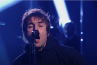 Liam Gallagher Performs Festive New Song 'All You're Dreaming Of' on <i>The Jonathan Ross Show</i>