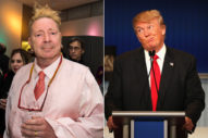 John Lydon Continues With Trump Support as 2020 Election Vote Count Carries On