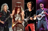 Slash, Kirk Hammett and Tom Morello Eulogize Eddie Van Halen During Rock and Roll Hall of Fame Induction Ceremony