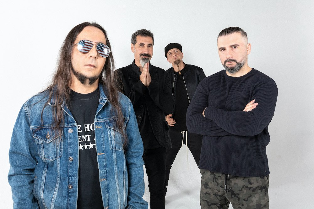 System of a Down to Premiere 'Genocidal Humanoidz' Video During Livestream