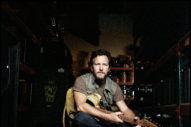 Eddie Vedder Adds Four New Songs to <i>Matter of Time</i> Single