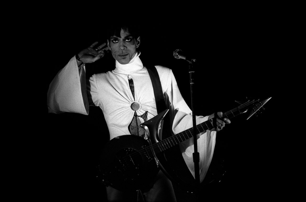 Prince Performs Live In Breda Holland