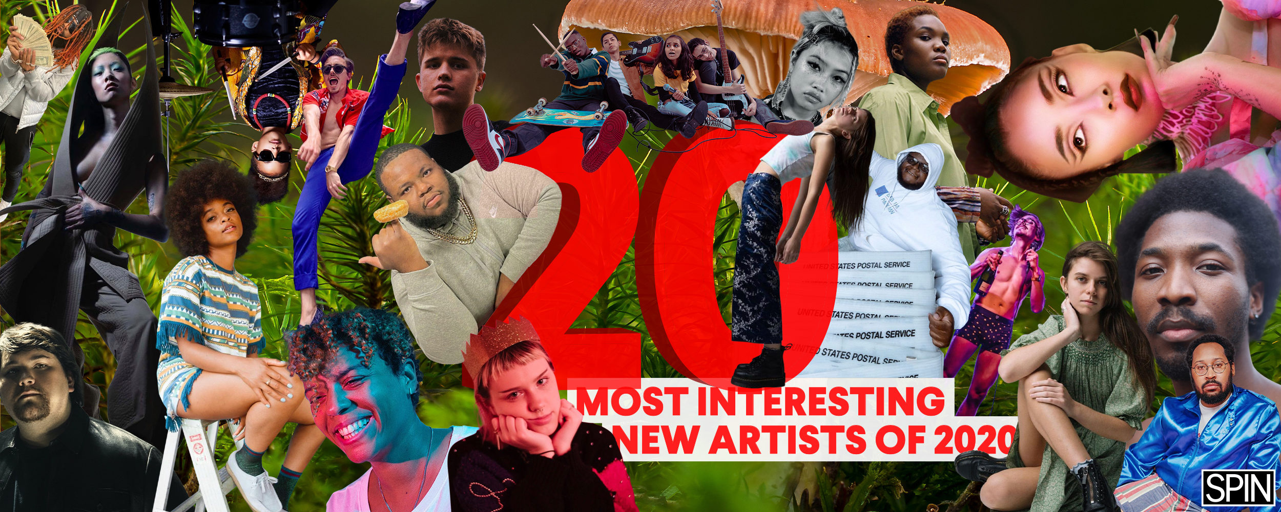 The 20 Most Interesting New Artists of 2020