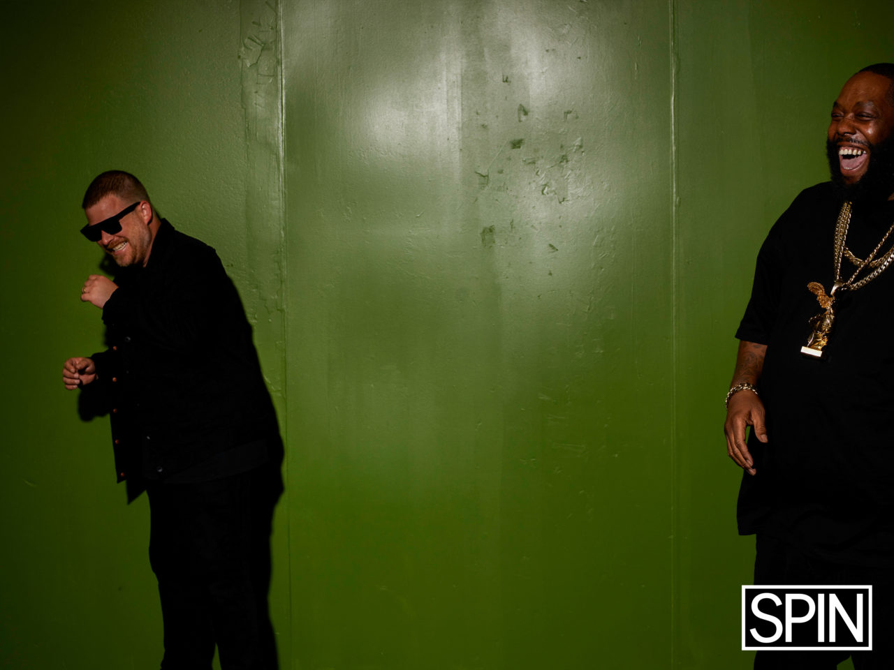 Run the Jewels Artist of the Year SPIN