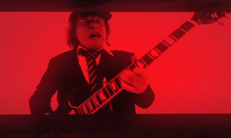 AC/DC Demon Fire video