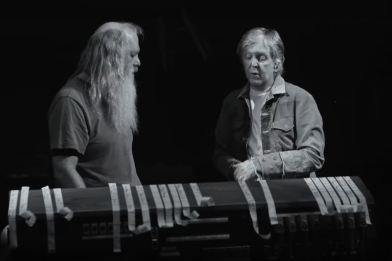 Paul McCartney Rick Rubin